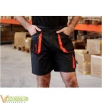 Pantalon corto ng/naranj t-l
