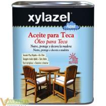 Aceite para teca al agua miel