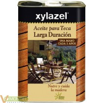 Aceite para teca larga duracio