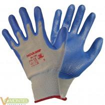 Guante nylon palma nitri t9 no