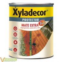 Protector p/madera mate nogal
