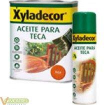 Aceite p/teca incoloro 750ml x