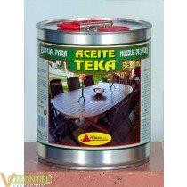 Aceite teca incoloro 4lt aatk1