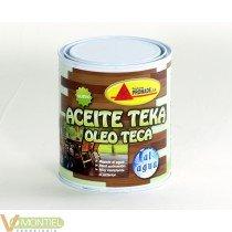 Aceite teca al agua incoloro 7