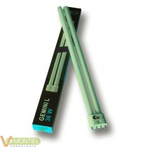 Lampara fluor 4pin line 1u g11