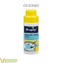 Tinte concentrado oceano 50ml