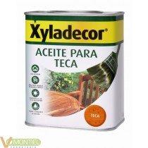 Aceite para teca color teca 5l