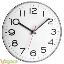 Reloj pared esfe.blan.280x40 m