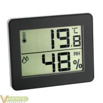 Termometro-higrometro ultrafi.