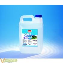 Agua desmineralizada garrafa 5