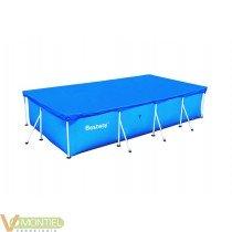 Cobertor piscina rectangular 4