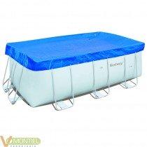 Cobertor piscina rectangular 3