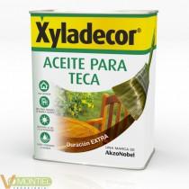 Aceite para teca miel 750 ml