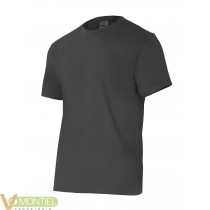 Camiseta algod�n m/corta s/bol
