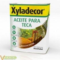 Aceite para teca miel 5l