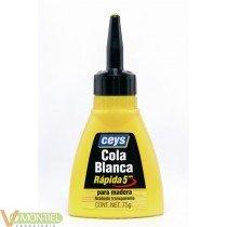 Cola blanca  madera rapida  bi