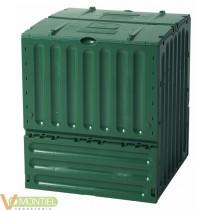 Compostador 400lt verde h/l/a