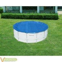 Cobertor para piscina steel pr
