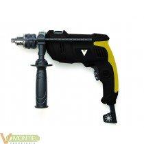 Taladro perc 600w 13mm c/llave