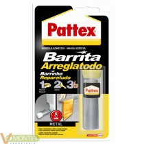 Masilla metal pattex barrita a