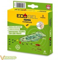 Ecogel hormigas trampa 15 gr (