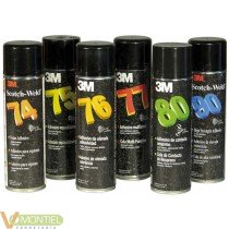 Spray adhesivo s90 500ml