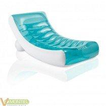 Tumbona hinchable reclinable 1