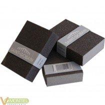 Esponja abrasiva grano medio 1