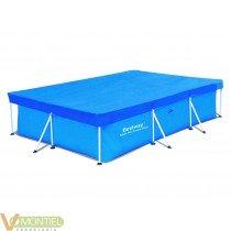Cobertor piscina de 300x201x66
