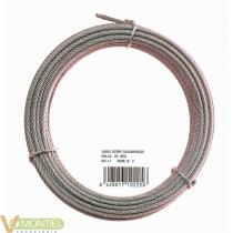 Cable 6x7+1 2mm 100 mt