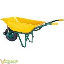 Carretilla se-550 90l.amarilla