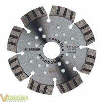 Disco corte 115x12 mm diam