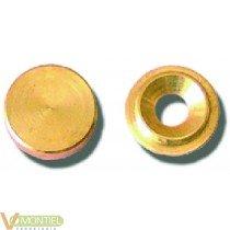 Embellecedor liso 14mm 45141