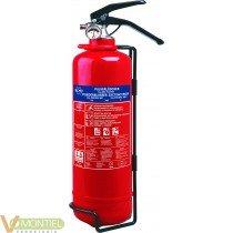Extintor incendios 1kg polvo s