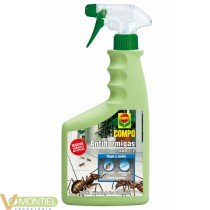 Insecticida hormi compo 750 ml