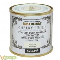 Pintura a la tiza / Chalk Paint Blanco 750 ml