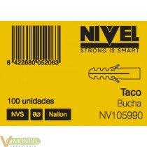 Taco 08 nvs 100 pz