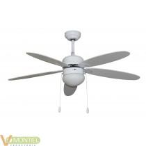 Ventilador techo 50w-3v 130cm