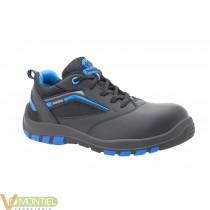 Zapato seg 38 ne/az piel oslo