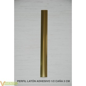 Pletina perf 1/2c adh 93x3cm i
