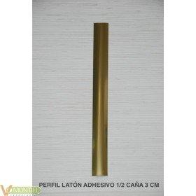 Pletina 1/2c adh 93x3mm