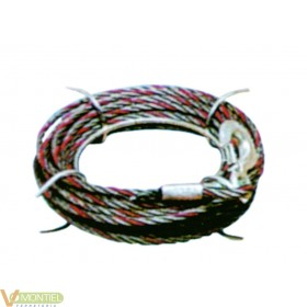 Cable para t-13 11,5mm e-20 20