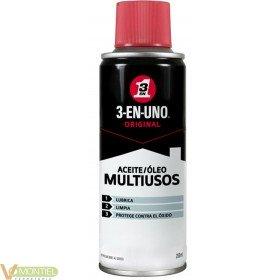 Aceite multi 3-en-uno 200 ml