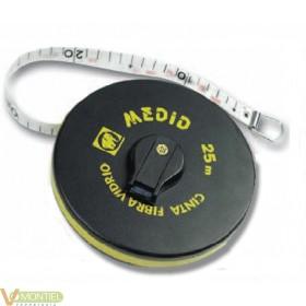 Cinta metrica 25mt-15,0mm medi