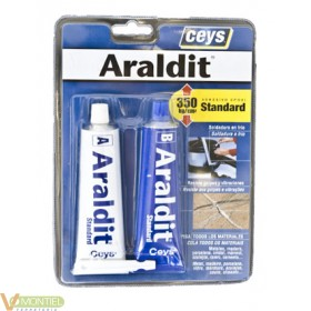 Adhesivo epoxy estand. 5+5 ml