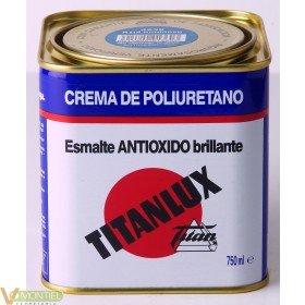 Esmalte bri. ext. negro 750 ml