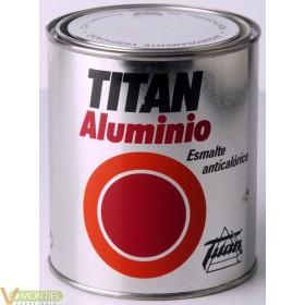 Esmalte aluminio 750 ml
