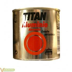 Esmalte aluminio 375 ml