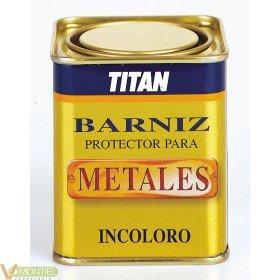 Barniz incoloro 250 ml