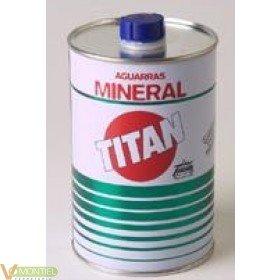 Aguarras simil 250 ml titan